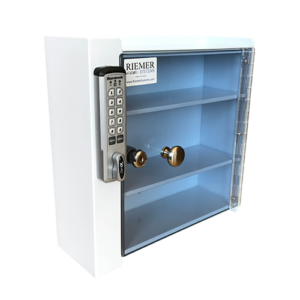 Small Wall Mounted Locking Cabinet v2