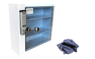 How to Clean Your Medical Locking Cabinet